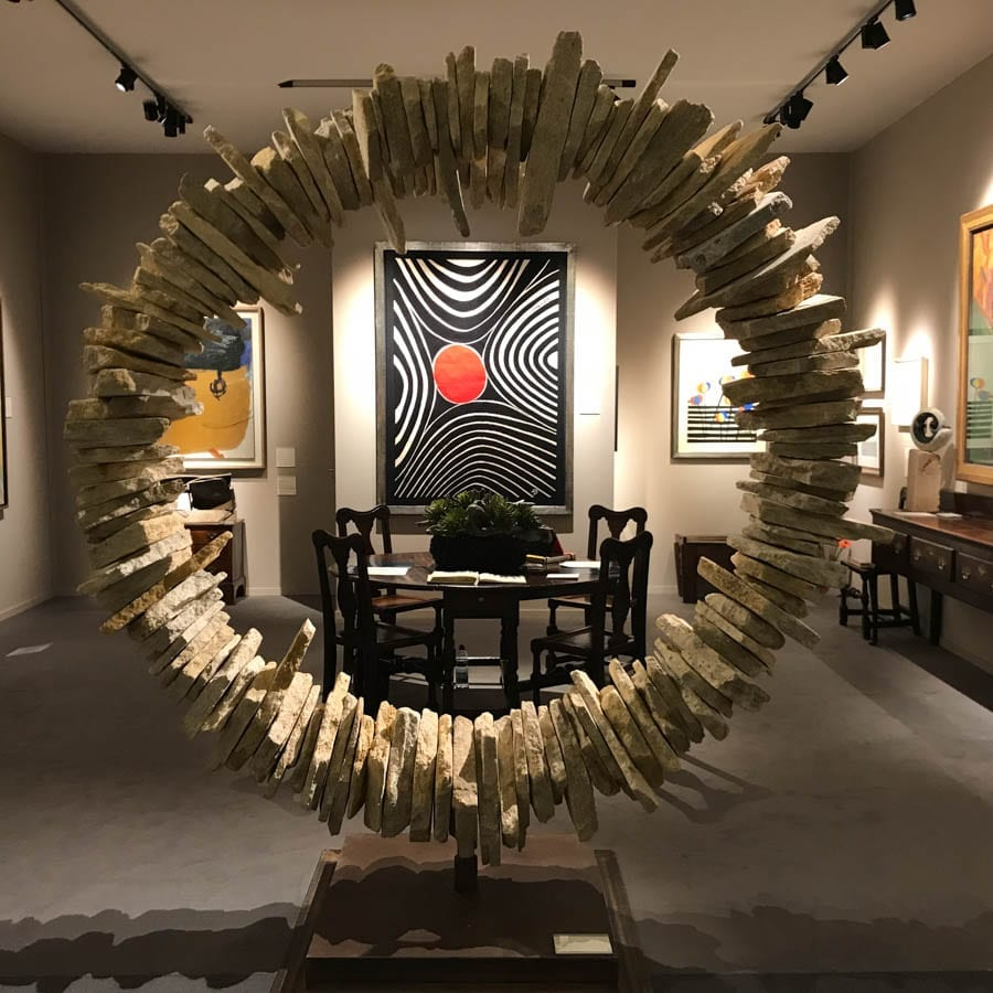 Five of the Best – Masterpiece 2019 – The Steeple Times selects the highlights of Masterpiece 2019. Items from Trinity House, Peter Harrington, Crane Kalman, Collisart LLC and Peter Fetterman Gallery.