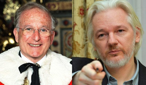 Birds of a feather – Julian Assange and Lord Janner