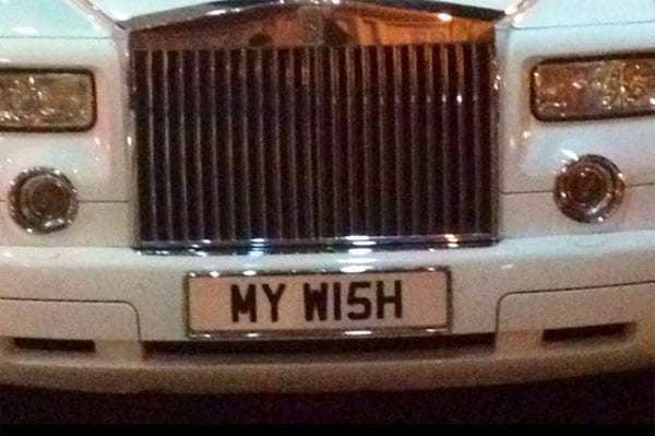 Plated XI – 15 more of the best registration plates spotted by readers of 'The Steeple Times'
