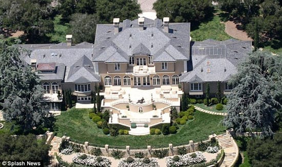 """Many of the items come from Oprah's Montecito home """"The Promised Land"""""""