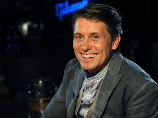 Former Take That star Mark Owen