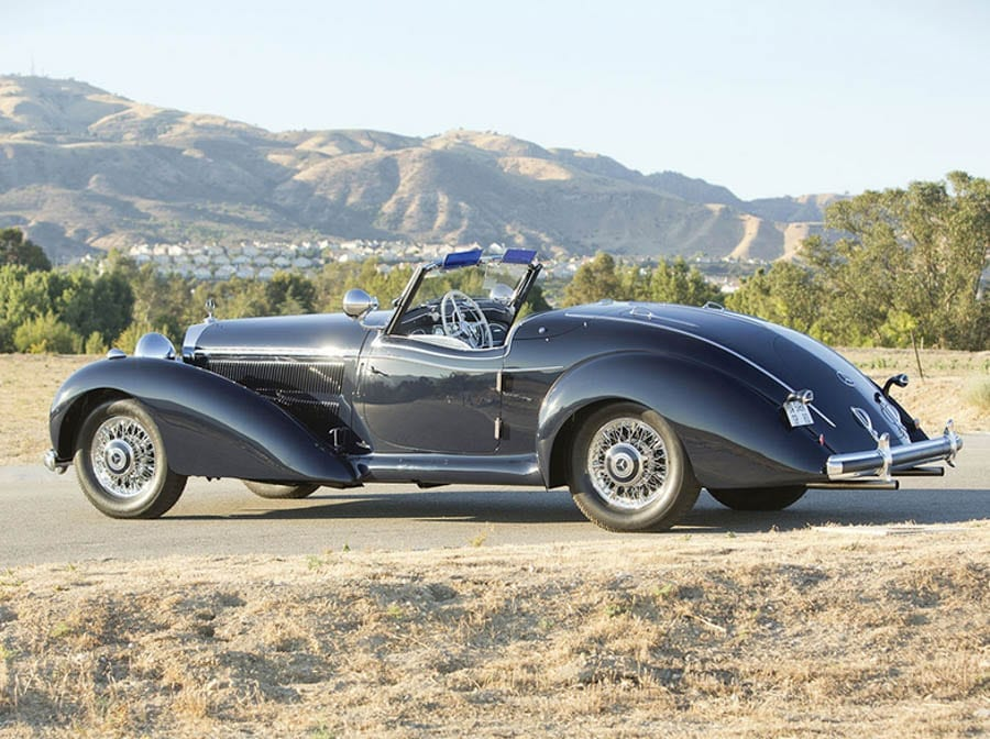 Five of the Best – RM Sotheby's Phoenix, Arizona Sale 2017 – 19th and 20th January 2017