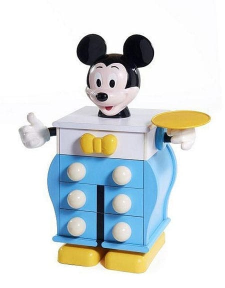 Mickey Mouse cabinet