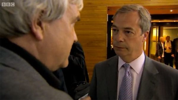 Monday night's 'The Farage Factor' was not a great piece of publicity for Nigel Farage