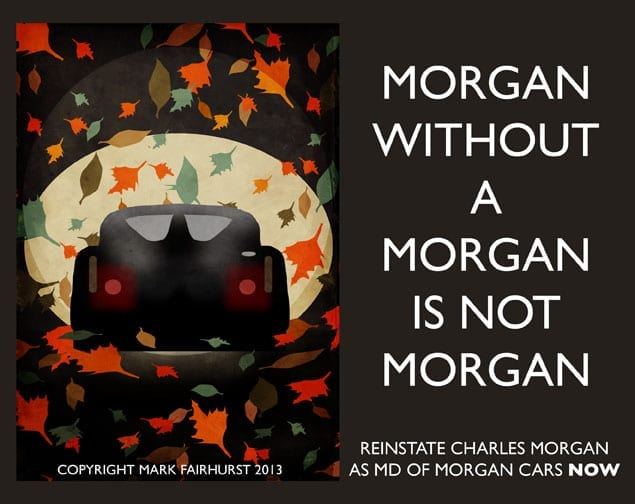 Morgan without Morgan is not Morgan