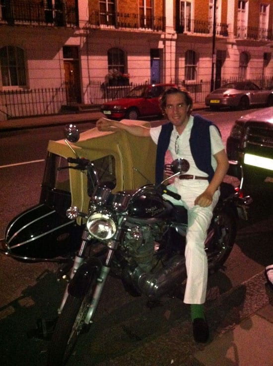 As we motor into 2013, Matthew Steeples wishes you a very Happy New Year
