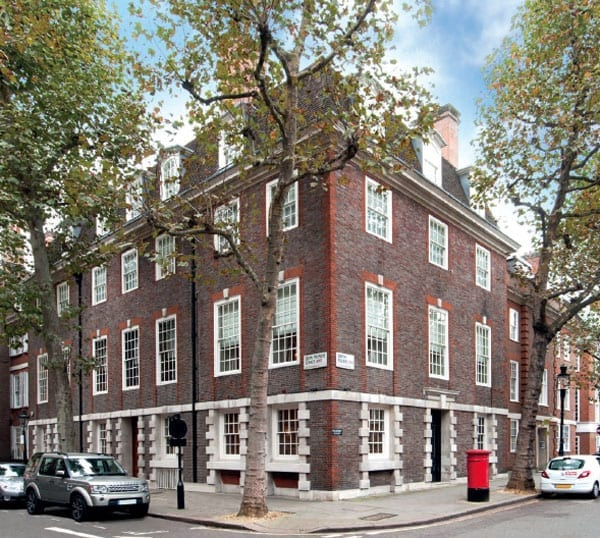 Scandal - Mulberry House, Smith Square, Westminster, London, SW1P 3HL