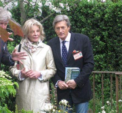 Actor Nigel Havers