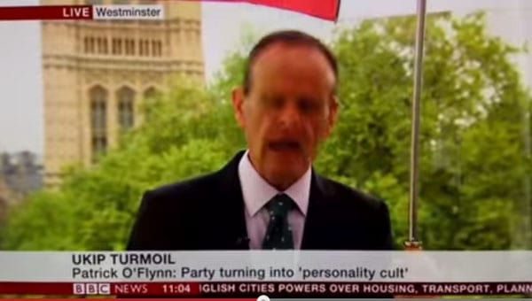 Norman Smith - Nigel Farage - A c**t of a persoanlity