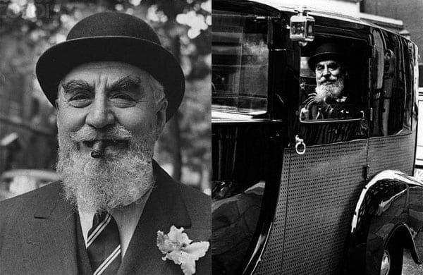 Nubar Gulbenkian was an eccentric who lived life to the full
