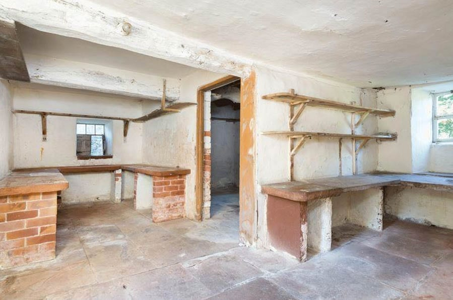 Parking a Farmhouse – Newbiggin Hall Farm, Newbiggin, Temple Sowerby, Eden Valley, Cumbria, CA10 1TB, United Kingdom – Grade II listed farmhouse for sale for £290,000 ($378,000, €321,000 or درهم1.4 million) through Eden Estate Agents