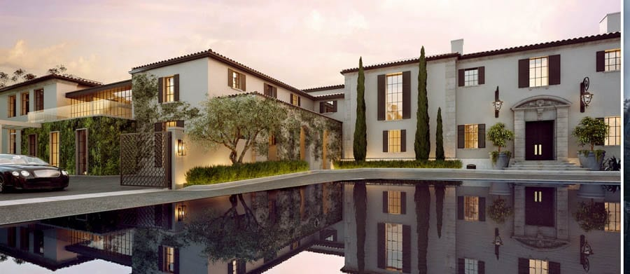 Double Cher – The Owlwood Estate, 141 South Carolwood Drive, Holmby Hills, Los Angeles, California, CA 90077, United States of America – For sale for £136 million ($180 million, €153 million or درهم661 million) through Adam Rosenfeld of Mercer Vine – Former home of Sonny and Cher and Tony Curtis