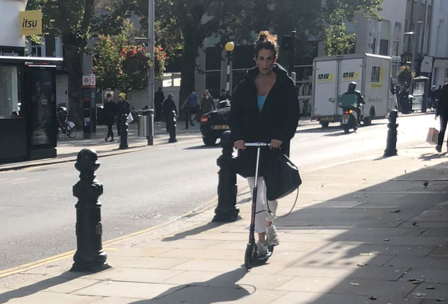 Punish Pavement Pests – Ban rollerblades and pavement scooters – In the wake of a rollerblader causing a woman severe head injuries, Matthew Steeples demands 'pavement pests' – including those blessed scooters – be banned.