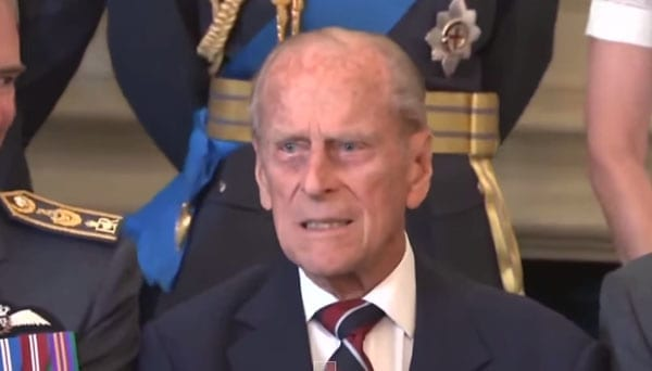 Take the f***ing picture - Prince Philip clearly did not enjoy posing for photographs