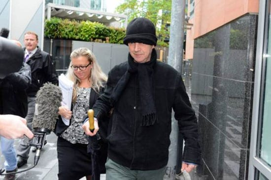 Another of Savile's drivers, Ray Teret, is due back in court on 15th November