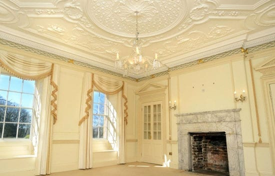 One of 6 reception rooms