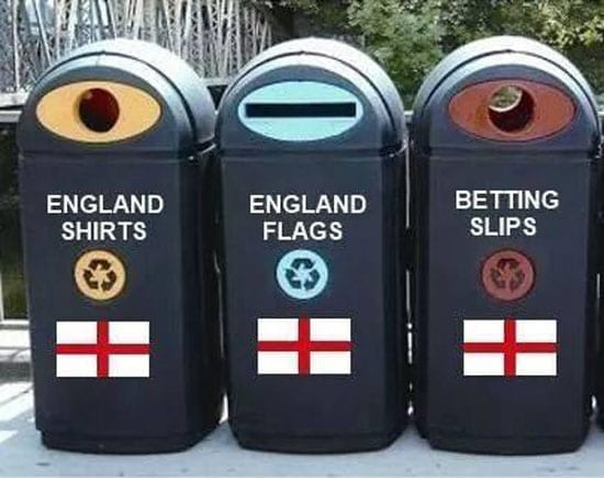 Recycling England