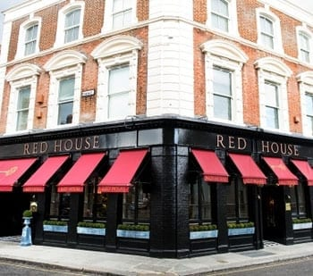 Red House on Chelsea Green barely lasted six months
