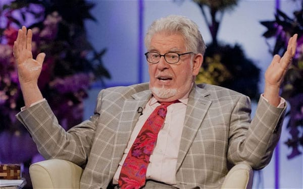 Chocolate is out - Paedophile Rolf Harris overindulges on chocolate bars and is hospitalized