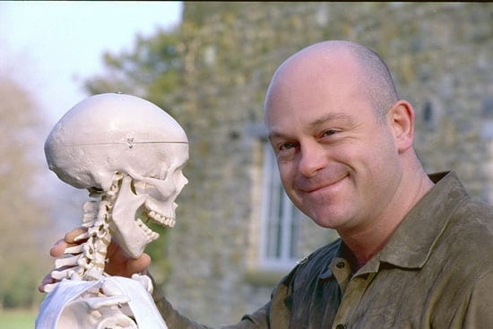 Ross Kemp is currently starring in Radio 4's 'The Corrupted'