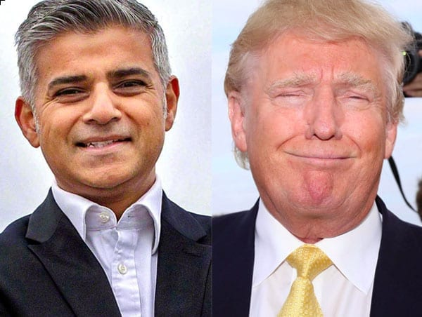 Questioning what we deserve – Sadiq Khan and Donald Trump