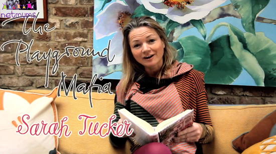 Best selling author Sarah Tucker
