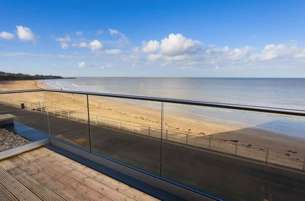 The Best on The Beach – The Beach House, Margate, Kent – £485,000 ($597,000 or €540,000) through The Modern House