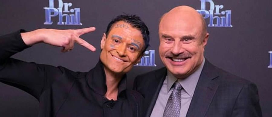 Monster of the Moment – Unsexy Vegan Hansel Marion DeBartolo III – Californian freak 'Sexy Vegan' who wants to be president and changed his name to 'Sexy Vegan' exposed as a dog rapist.