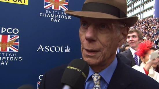 Sir Henry Cecil (11th January 1943 - 11th June 2013)