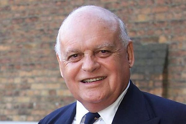 Sir Peter Tapsell MP 1