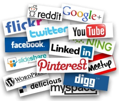 Social media usage is a time consuming affair