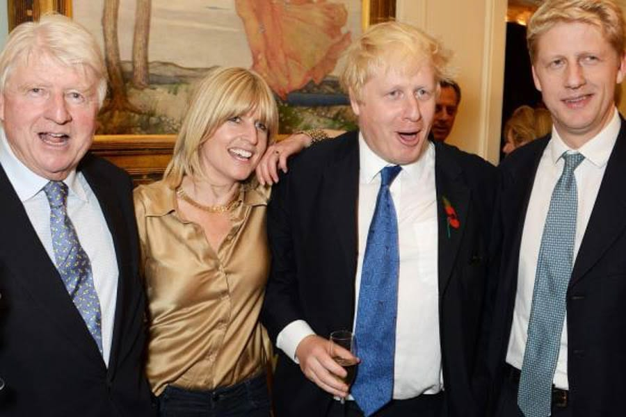 Breaking with Boris – Foreign Secretary Boris Johnson's sister Rachel Johnson defects to the Lib Dems – The Steeple Times urges her to support Gina Miller's Best for Britain campaign and Liberal Democrat candidates Annabel Mullin for Kensington and Louise Rowntree for Chelsea & Fulham