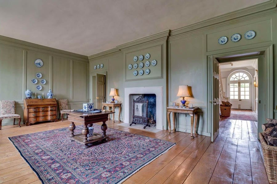 Superlative Stedcombe – Stedcombe House, Axmouth, Devon, EX12 4BJ, United Kingdom – For sale for £4.5 million ($5.6 million, €5.1 million or درهم20.6 million) through Savills – Stunning Grade I listed symmetrical William and Mary country house in Devon with slave trade links for sale for £4.5 million.