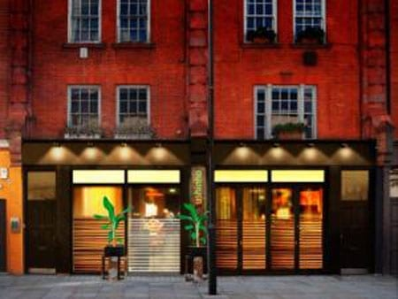 Sushinho is one of many restaurant sites currently available in Chelsea