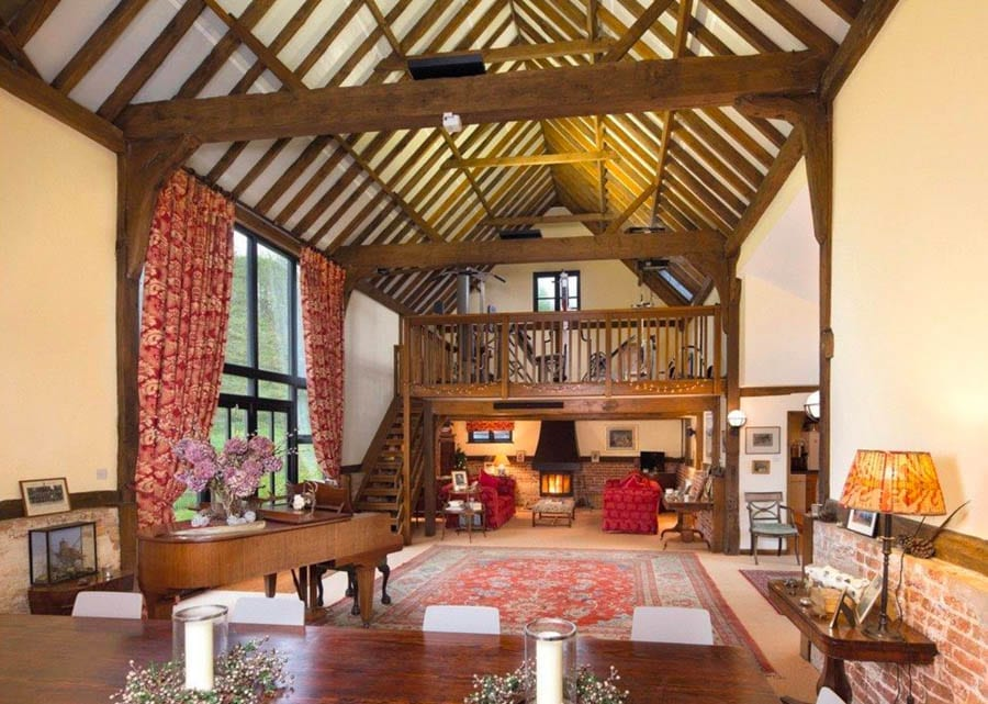 A Perfect Estate – 2,000 acre Suffolk riverside estate for sale for £31.5 million; it has been owned by the same family since the 19th century and produces an income of some £500,000 per year – Sutton Hall, The Sutton Hall Estate, near Woodbridge, Suffolk, IP12 3JJ, United Kingdom – For sale for £31.5 million ($40.1 million, €35.3 million or درهم147.4 million) through Knight Frank.