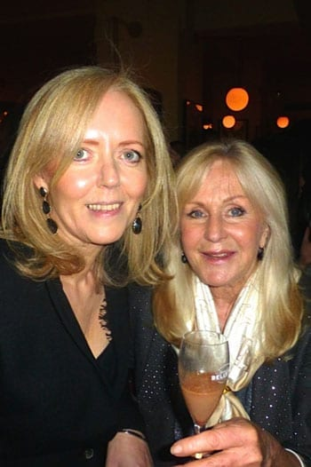 Suzie Cooke and Liz Brewer