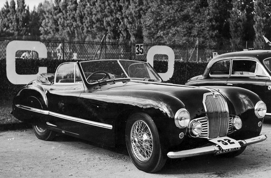 Marlene's Motor – 1948 Talbot-Lago T26 Grand Sport cabriolet by Franay – Estimate £1 million to £1.3 million ($1.3 million to $1.6 million, €1.2 million to €1.5 million or درهم4.8 million to درهم6 million) – To be sold by RM Sotheby's on 27th May 2017 at Villa Erba, Largo Luchino Visconti, 4, 22012 Cernobbio CO, Italy – Actress and singer Marlene Dietrich (1901 – 1992)