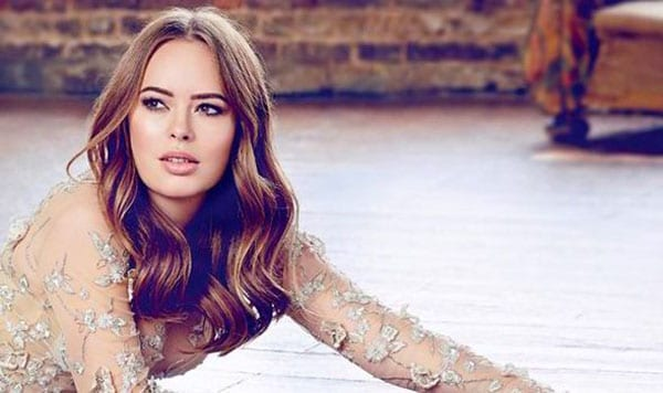 Blogger and vlogger Tanya Burr