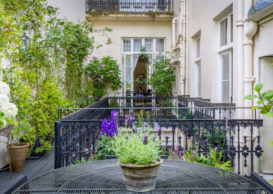 Belgravia in Bloom – Flat 1, 57 Eaton Place, Belgravia, London, SW1X 8BN, United Kingdom – For sale for £8.95 million ($11.63 million, €10.39 million or درهم42.71 million) through Louise Hewlett – Chelsea Flower Show