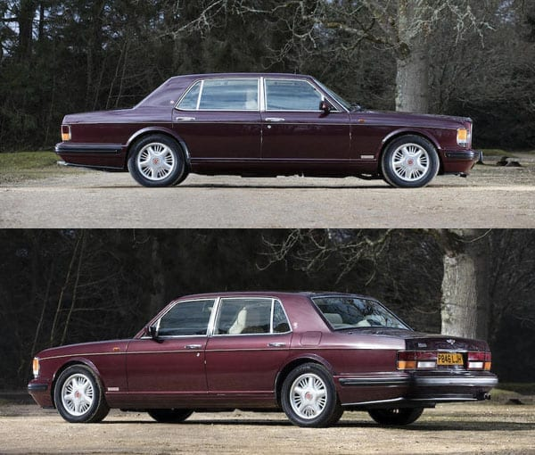 A bargain Bentley – 1997 Bentley Turbo R long wheelbase for auction – Bonhams Goodwood Members' Meeting Sale – 20th March 2016 - £5,000 to £7,000