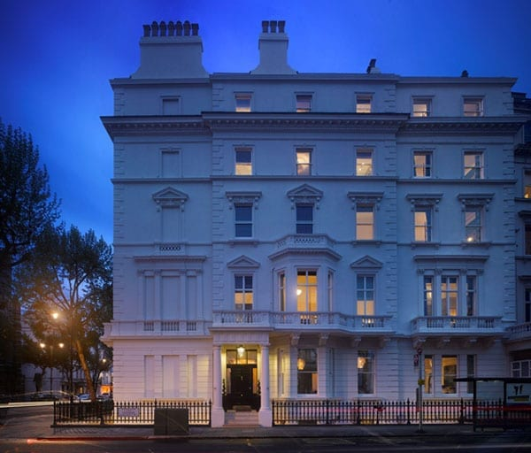 The Adria Hotel, 88 Queen's Gate, South Kensington, London, SW7 5AB