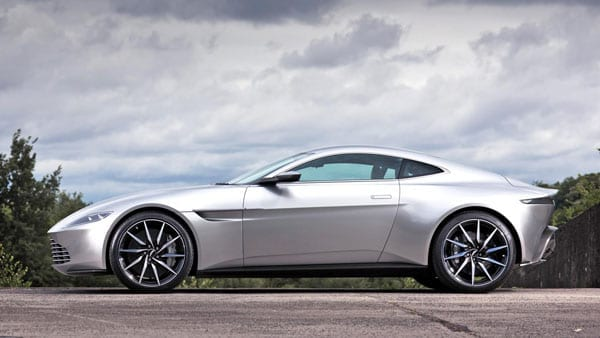 A Bond bargain - Aston Martin DB10 for auction for £1 to £1.5 million