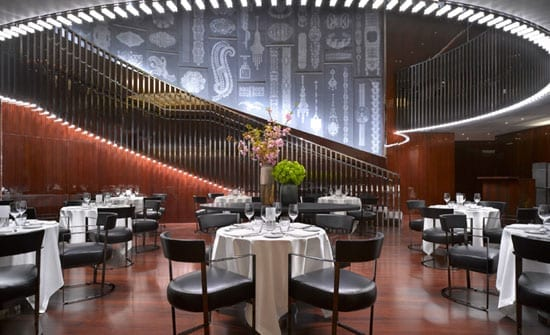 The Bulgari Hotel is the scene of many a crass conversation