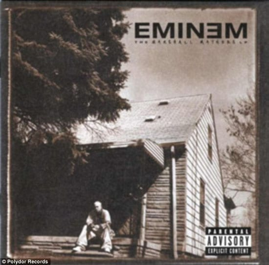 "The house featured on Eninem's ""The Marshall Mathers LP"" in 2000"