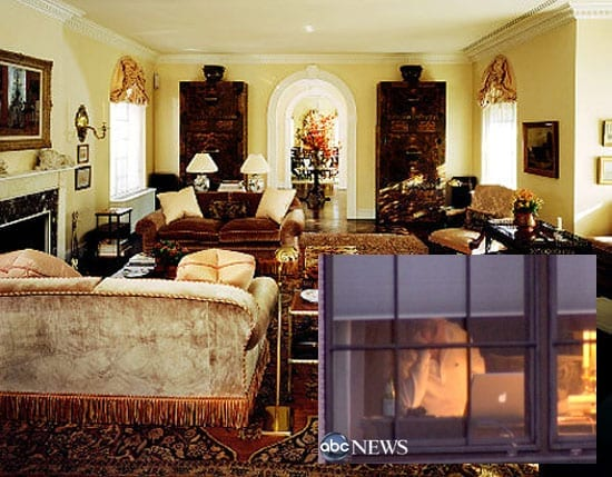 The Penthouse 133 E. 64th Street Upper East Side New York with Bernie Madoff inset