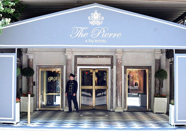 The Pierre is viewed as a retirement home by one member of the Rich Kids of Instagram