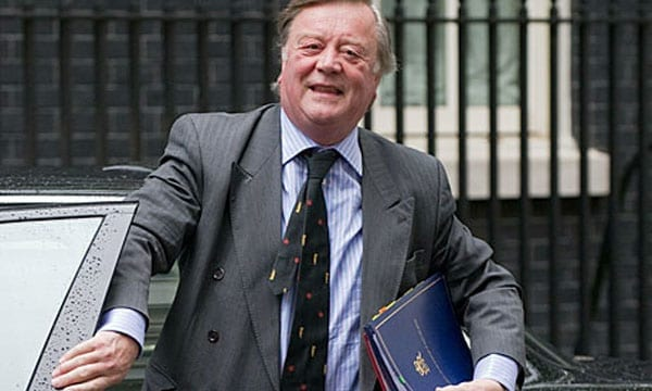 Second claim against Clarke - Investigative news website 'Exaro' report that Kenneth Clarke is under investigation for a second claim of indecent assault