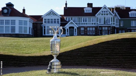 The Tout is looking forward to The Open 2014