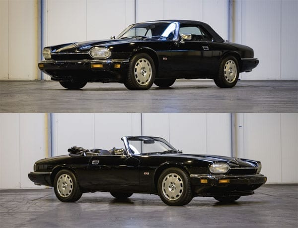 An XJS Celebration – 1994 Jaguar XJS Celebration convertible – £15,500 to £18,600 ($22,400 to $26,900 or €20,000 to €24,000) – Silverstone Auctions Classic Race Aaarhus sale – 28th May 2016 – Howard's Way