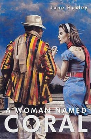 The cover of 'A Woman Named Coral'